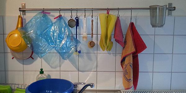 Plastiktütenwaschen heute